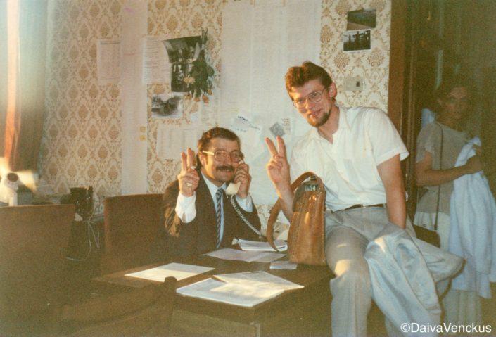 Chapter 28: Latvian Journalists (Martinsons)