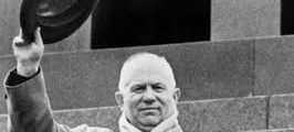 September 14, 1953: USSR General Secretary Nikita Krushchev