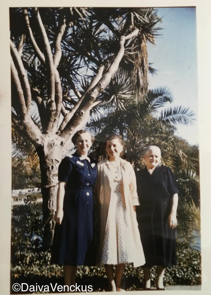 Chapter 2: Baba, Mom and Sena Baba in Southern California in the 1950s